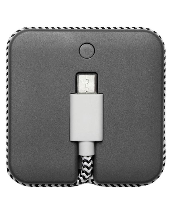 Câble avec powerbank de 800 mAh intégrée – MicroUSB - Jump câble de NativeUnion Native Union - 1