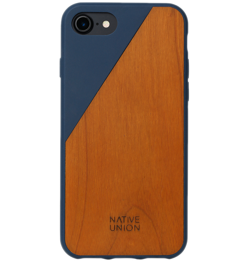 coque iphone 7 bleu marine