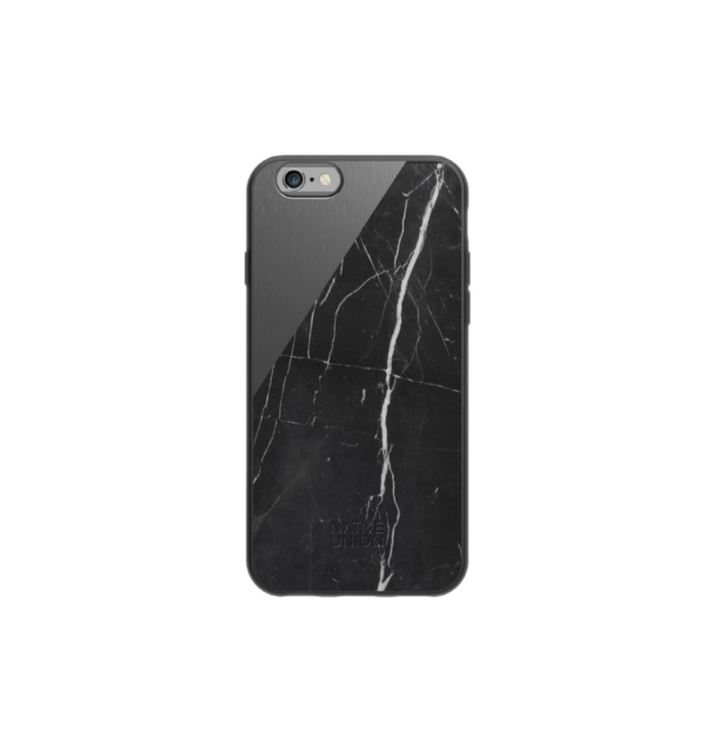 coque marbre noir iphone 7