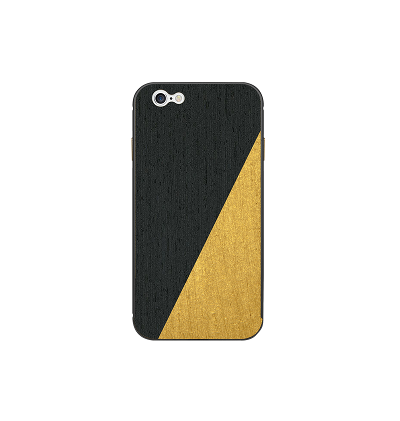 coque iphone 6 doré