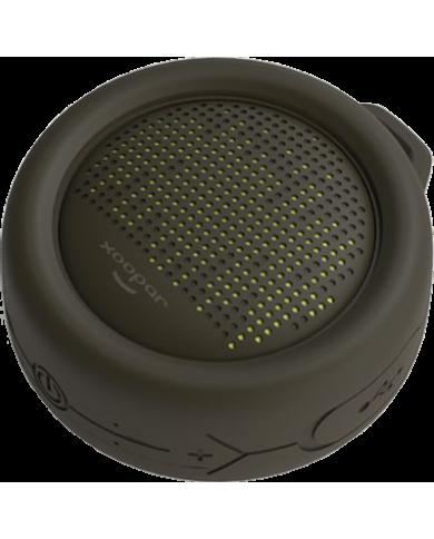 Enceinte waterproof pour extérieur, salle de bain splash pop speaker de Xoopar