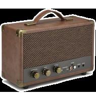 Enceinte Bluetooth - GPO - Westwood - Brown Notre enceinte Bluetooth Westwood est un haut-parleur avec amplificateur intégré de