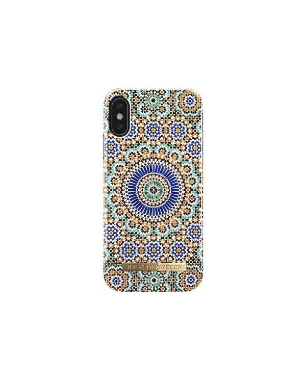 Ideal of Sweden - Coque - Fashion Moroccan Zellige - iPhone X/XS  - 1