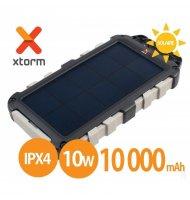 Xtorm - Batterie de secours solaire fuel series 3 - 10 000 mAh  - 8