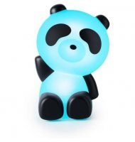 BigBen - Lumin'us - Enceinte sans fil lumineuse - Panda