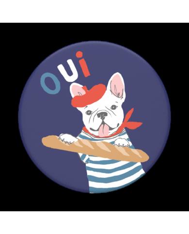 Popsocket - Chien Bulldog français  - 1