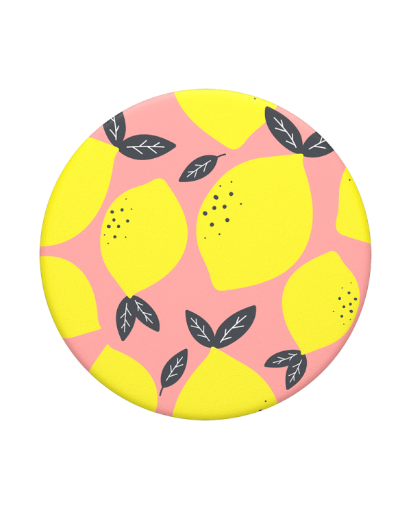 Popsocket - Grip Lemon Drop Pink - Citron PopSocket - 3