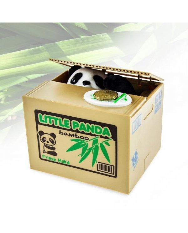 kelys - Tirelire Electronique - Panda Voleur  - 1