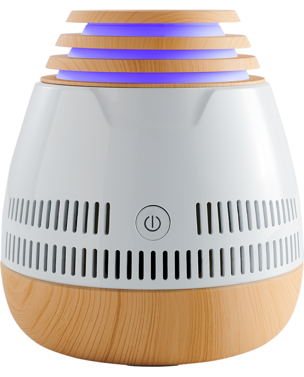 Bigben -Aromasound - Enceinte lumineuse et diffuseur d'huiles essentielles  - 4