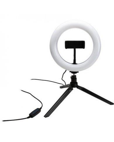 BigBen - Vlogging Kit Tripod avec lumière Led Light - L BigBen Connected - 1