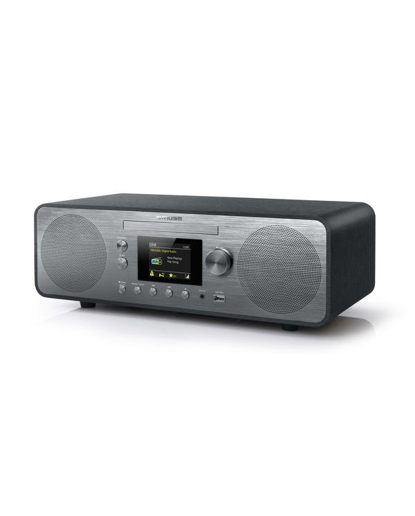 Muse - M-885DBT - Combiné CD Radio FM DAB Enceinte BT Muse chaînecompacteMuse M-885 DBT, un combiné CD, Radio FM/DAB et encein