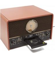 Chesterton - Platine Vinyle - CD - K7 - Radio FM Retro, design, la Chesterton a tout pour vous plaire.En un produit vous avez un