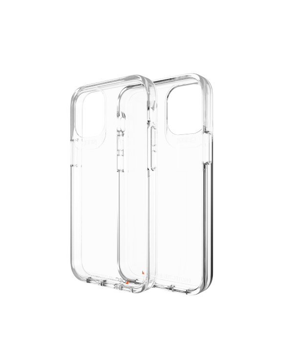 GEAR4 - Coque iPhone 12 mini - Crystal Palace - Clear Gear4 - 1