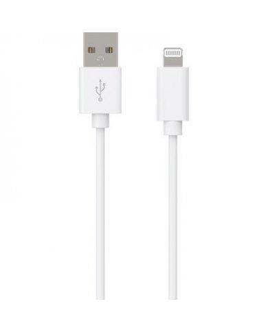 Bigben - Câble Charge & Synchro Lightning 2.4A Transférez vos données tout en chargeant votre mobile  - 1