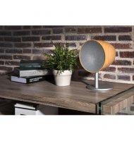Altec Lansing - Epsilonia - Bois clair Cette enceinte bluetooth au design contemporain et d'une grande qualité acoustique vous p