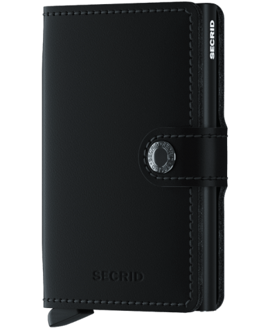 Secrid - Miniwallet - Matte Secrid - 1