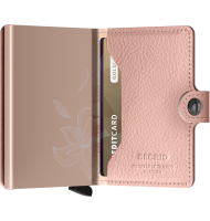 Secrid - MiniWallet Stitch Magnolia - Rose Secrid - 2