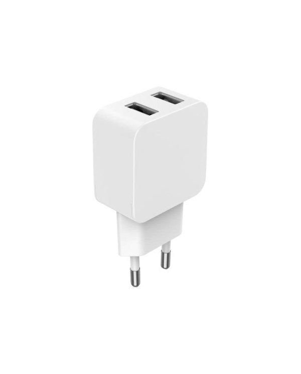 Bigben - Chargeur Maison 2 Port USB A 24W  - 1