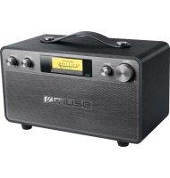 Muse - Enceinte Bluetooth Rétro Muse M-670BT est une enceinte Bluetooth au style de l'époque.  - 1