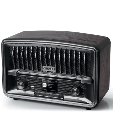 Muse - M-135BT - Radio DAB/FM Réveil & Enceinte Bluetooth Muse - 3