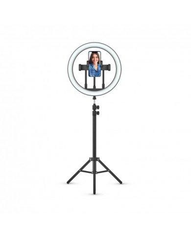 Selfie Ring Light - Sur Pied - Support Téléphone  - 1