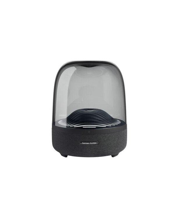 Enceinte Bluetooth Harman Kardon Aura Studio 3 Noir L'art du son magnifique. Avec un design en dôme, des matériaux haut de gamme