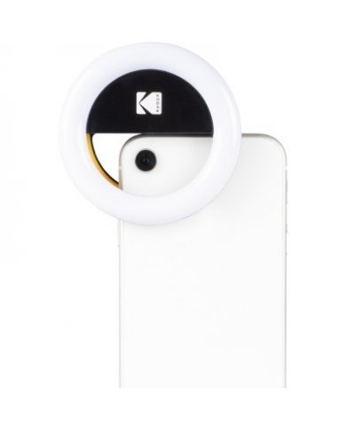 Ring Light Portrait pour smartphone Kodak  - 1