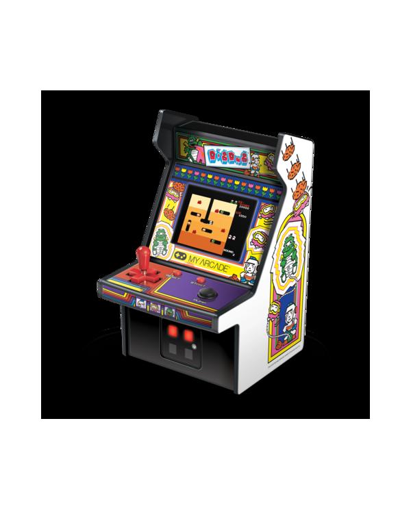 My Arcade - Dig Dug - Borne D'arcade Joue à DIG DUG s et collectionne les rééditions officielles des célèbres jeux d'arcade des