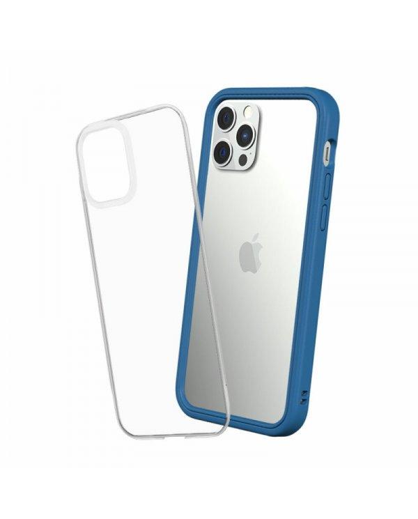 Rhinoshield - Coque modulaire - iPhone 12/12 Pro COQUE MODULAIRE MOD NX™ BLEUE ROI POUR APPLE IPHONE 12 6.1 ET 6.1 PRO - RHINOSH