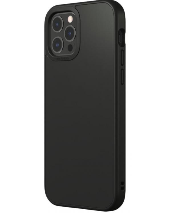 Rhinoshield - Coque SolidSuit métal Brossé - iPhone 12 / 12 Pro COQUE SOLIDSUIT MÉTAL BROSSÉ POUR APPLE IPHONE 12 6.1 ET 6.1 PRO