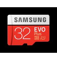 Samsung - EVO MB-MC32GA - 32 Gb - Carte MicroSDHC avec adaptateur SD  - 1