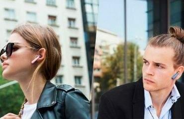 Ecouteurs true wireless